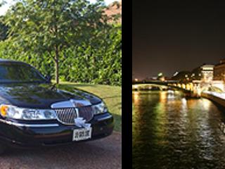 Location limousine Paris, Hummer, voiture prestige à Paris