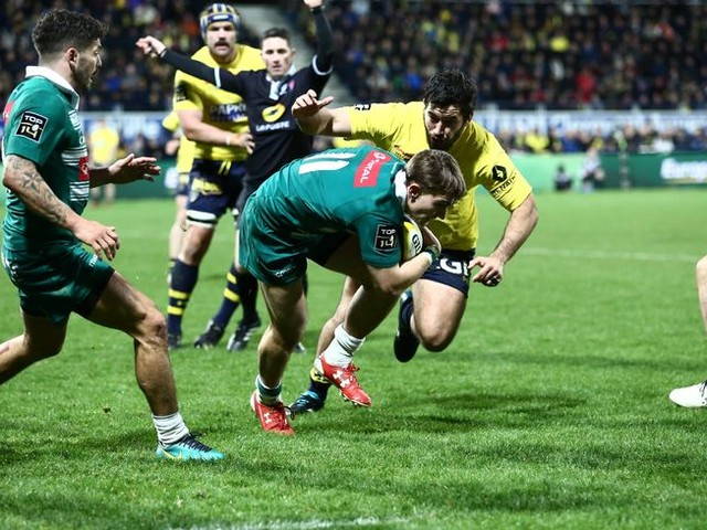Rugby Top 14 : L'ASM va défier Pau où la saison des clermontois avait basculé l'an dernier