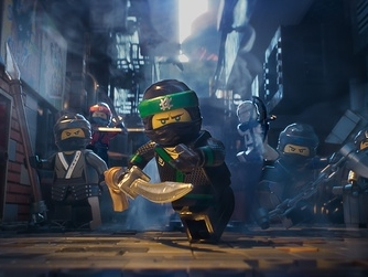 Critique : Lego Ninjago, le film