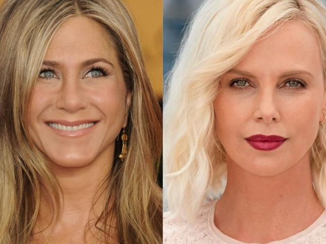 Charlize Theron VS Jennifer Aniston : Quelle ex de Brad Pitt te correspond le plus ?