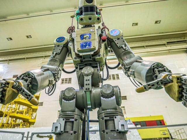 Le vaisseau Soyouz avec le robot humanoïde Fedor ne parvient pas à s'arrimer à la Station spatiale internationale