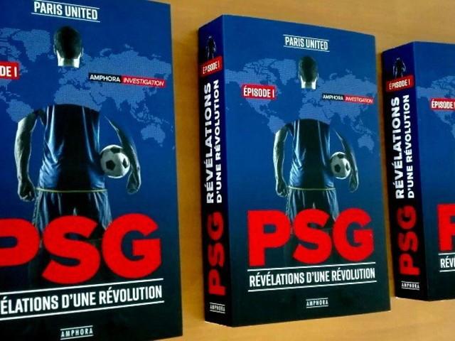 """""""Paris United: révélations d'une révolution"""", le livre sur les coulisses du PSG qui tacle les médias traditionnels"""