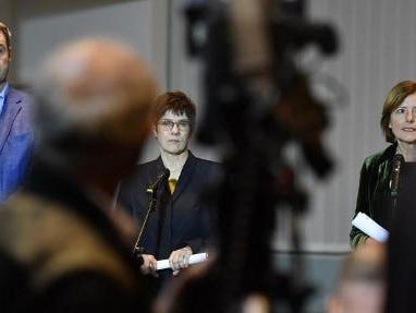 La coalition de Merkel évite une crise majeure