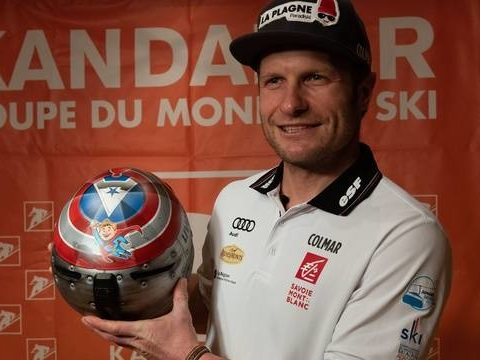 Ski Alpin: «J'ai couru avec des papas et leurs fils», sourit le néoretraité Julien Lizeroux à l'heure de faire le bilan