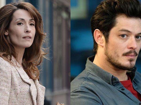 """Annelise Hesme et Aurélien Wiik dans le """"Canal des secrets"""" pour France 3"""