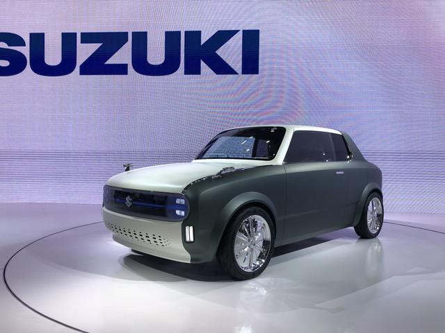 Salon Tokyo 2019 : Suzuki Waku Spo, nos photos de ce petit coupé hybride rechargeable