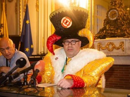 Carnaval d'Alost - Des parodies qui ne peuvent être qualifiées d'antisémites, selon le bourgmestre d'Alost