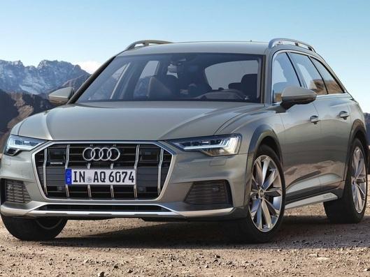 Audi A6 Allroad - rendez-vous lundi 28octobre pour les premières images de l'essai