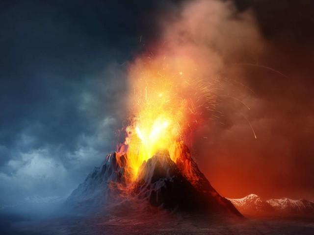 Volcans : les superéruptions plus fréquentes que prévu