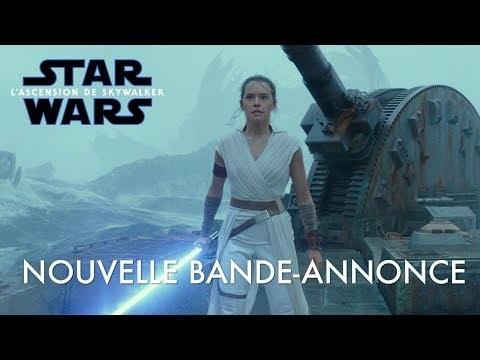 Voici la nouvelle bande-annonce de Star Wars : L'Ascension de Skywalker