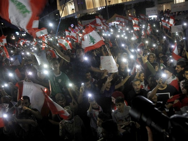 Liban : des manifestations instrumentalisées par le camp sunnite et druze contre la présidence chrétienne ?