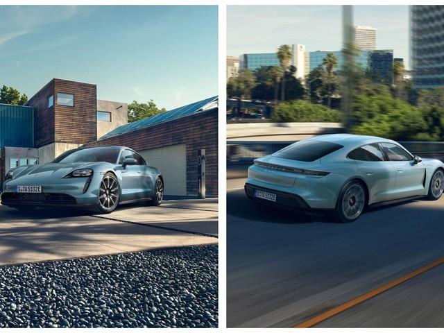 Porsche Taycan 4S : voici le milieu de gamme électrique avec tout de même 630 chevaux