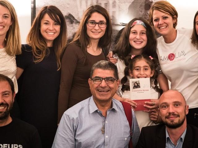 Myriam, la réfugiée syrienne qui voulait être astronaute