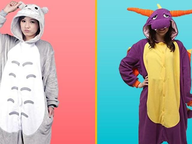 Top 40+ des Kigurumi les plus cools, des pyjamas pas comme les autres
