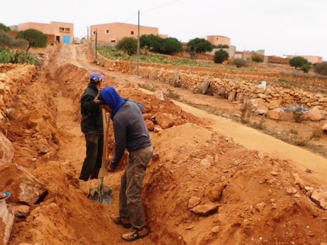 À Tiznit, un projet d'accès à l'eau potable pour lutter contre la déscolarisation des filles