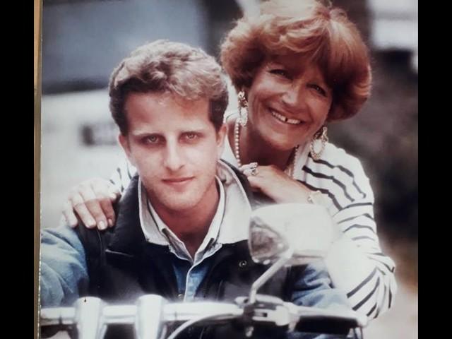 """Mort de Maria Pacôme : Son fils François """"orphelin"""", un départ """"pas chic"""""""