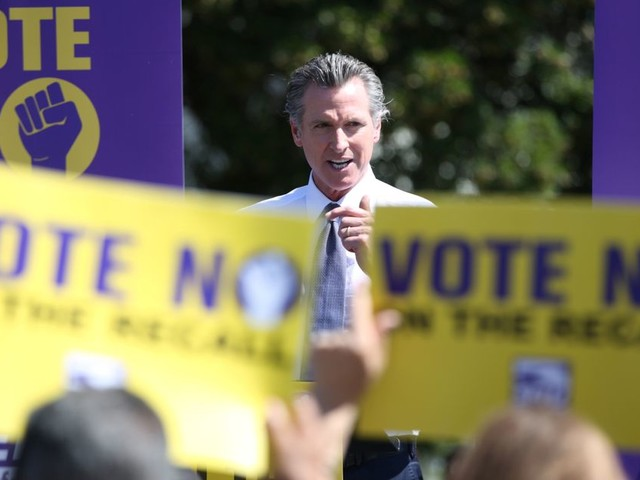 En Californie, une loi improbable pourrait coûter l'État aux démocrates