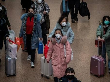 Les étapes de la propagation du nouveau virus en Chine