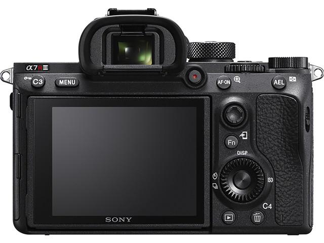 Sony A7 III/R III : mises à jour 2.00
