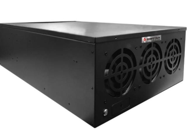iMiner de Biostar : des machines dédiées au minage de cryptomonnaies