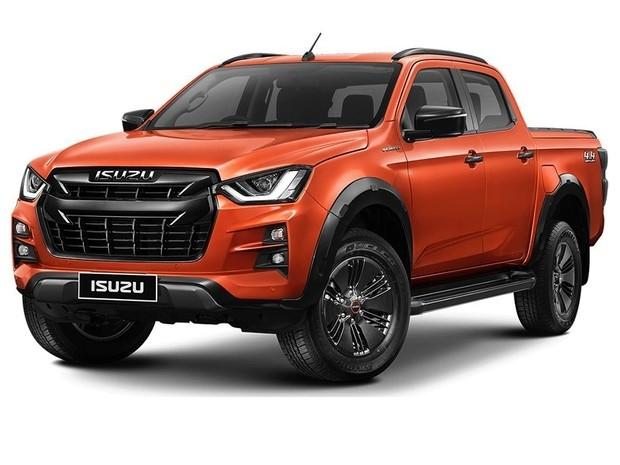 Isuzu dévoile le nouveau pick-up D-Max
