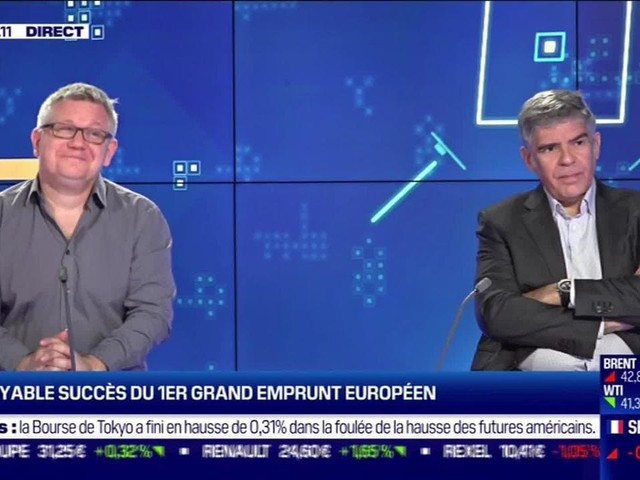 Les Experts : L'incroyable succès du premier grand emprunt européen - 21/10