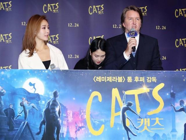 Cats, un film mis à jour pour cause d'effets numériques ratés