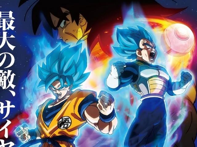 Dragon Ball Super : Broly devient canon dans le prochain film !