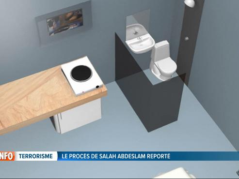 Comment vit Salah Abdeslam en prison? Voici sa cellule, les lettres qu'il écrit, les rituels de nettoyage qu'il a mis en place (vidéo)