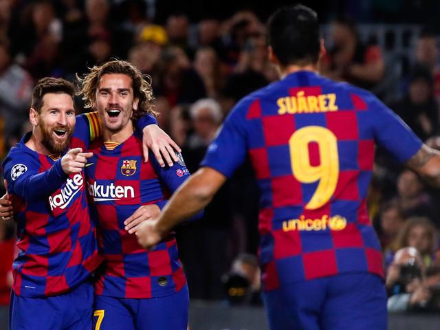 Liga J19 : Le derby de Barcelone en direct !