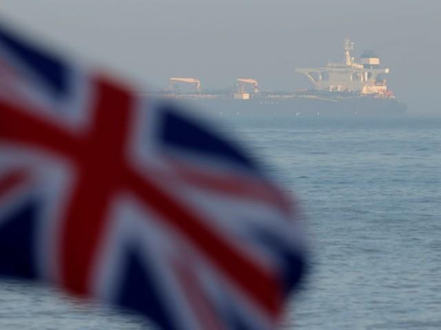 Gibraltar va relâcher jeudi le pétrolier iranien Grace 1, rapporte The Sun