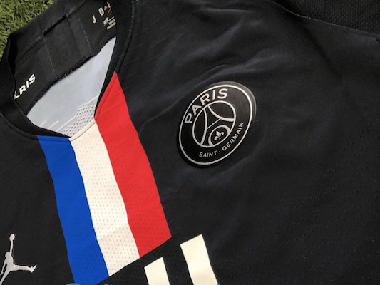 PSG – Authentic et replica, images du maillot 4th à sortir bientôt