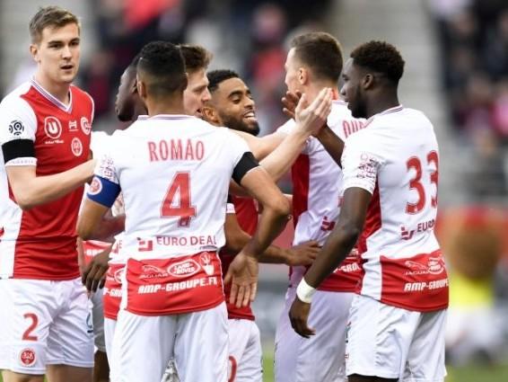 L1 : Reims enchaîne avec la manière contre Rennes