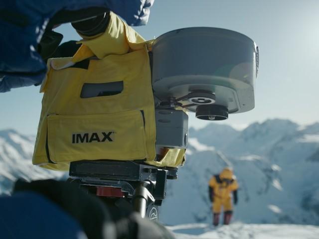 IMAX, un demi-siècle de films sur écran géant et d'innovations cinématographiques