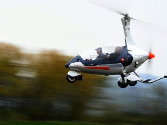 La voiture volante, c'est pour demain ?