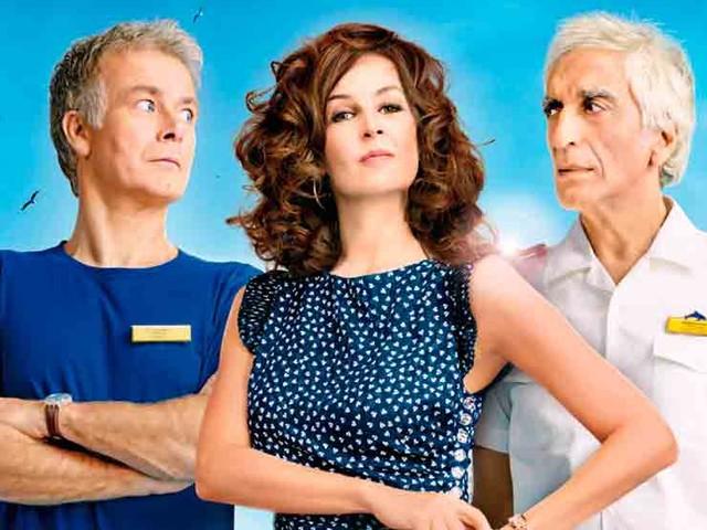 «Bienvenue à bord» sur W9 : 6 infos sur ce film avec Franck Dubosc, Valérie Lemercier et Gérard Darmon