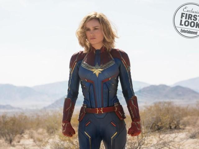 Captain Marvel : Une première fournée d'images officielles du prochain blockbuster du MCU