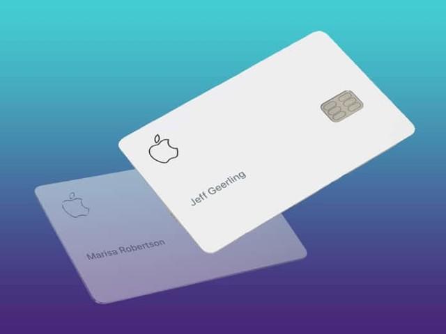 Apple Card : la carte de paiement accusée de sexisme