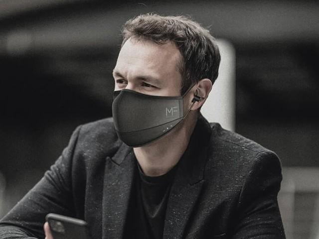 CES 2021 : voici le MaskFone, un masque anti-covid Bluetooth pour passer des appels