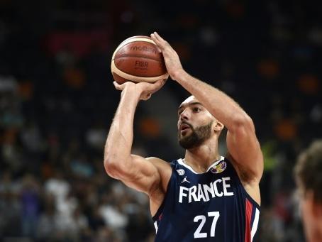 """Mondial de basket: Rudy Gobert, """"le gardien du temple"""""""