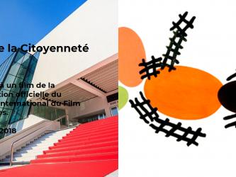 71ème Festival de Cannes - Création du prix de la citoyenneté : interview de Line Toubiana (cofondatrice du prix)