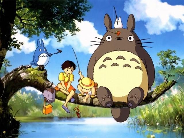 Venez dîner chez mon voisin Totoro