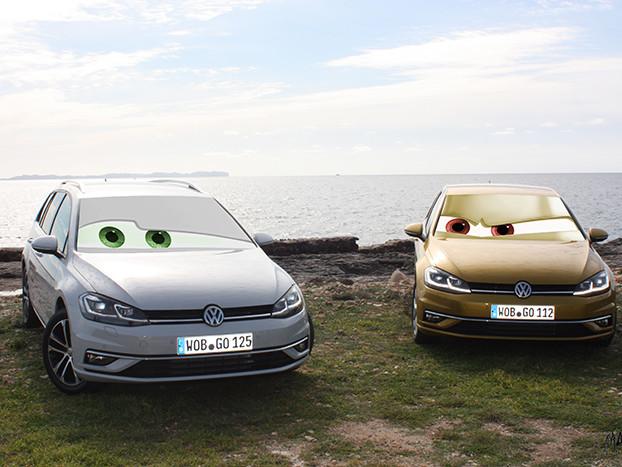 Essai de la nouvelle Volkswagen Golf 7 (phase 2)