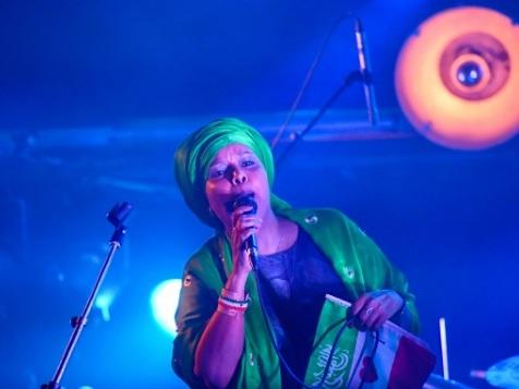 Sahra Halgan, du statut de réfugiée politique aux Transmusicales