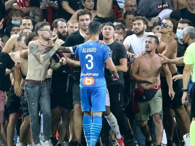 Après les incidents du match Nice-Marseille, la justice ouvre une enquête