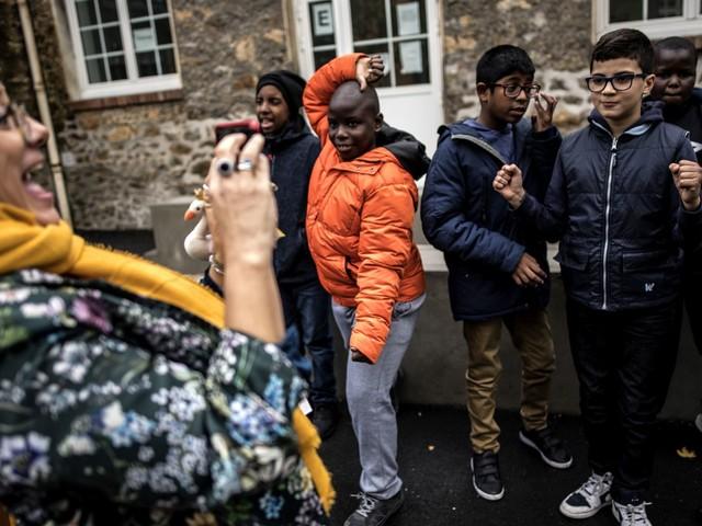 Ces collégiens autistes sont scolarisés dans une unité sur mesure, première en France