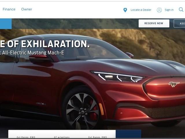 La Mustang Mach E électrique dévoile bientôt ses secrets