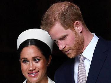 Royaume-Uni: Harry et Meghan renoncent à leurs titres royaux