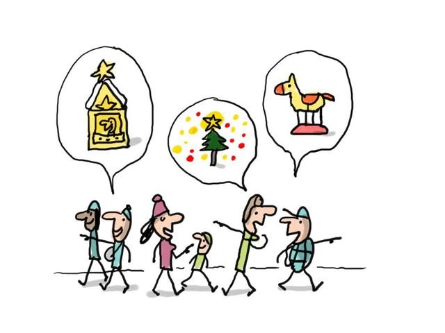 D'où vient la tradition des marchés de Noël ?