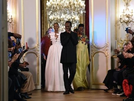 Haute couture: un Camerounais et un Indien intègrent le club élitiste parisien